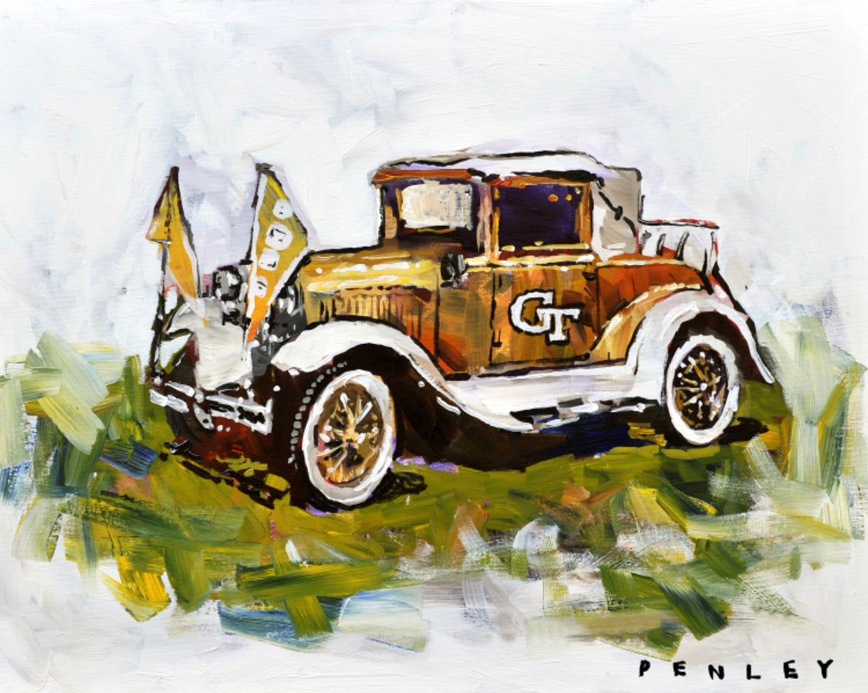Georgia Tech Ramblin' Wreck