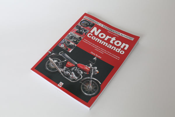 Norton commando reconstruction manual by Chris rot