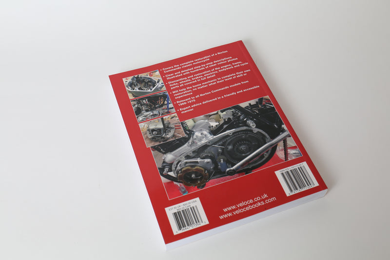 Norton Commando Restoration Manual by Chris Rooke