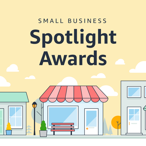 Amazon's Small Business of the year Award