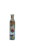 Mini Hand Painted Glass Rooting Bottle Flower vase