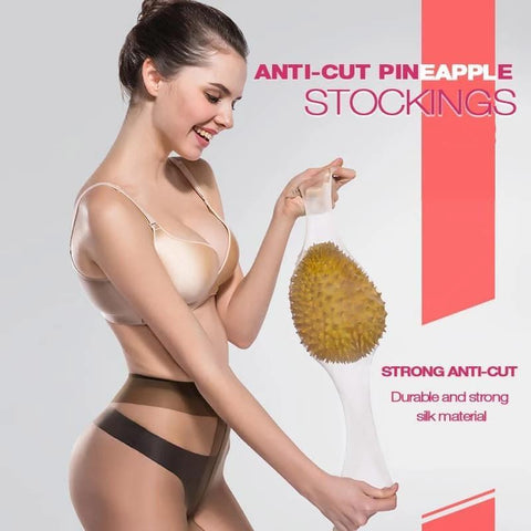 Anti-Cut Pineapple Stockings