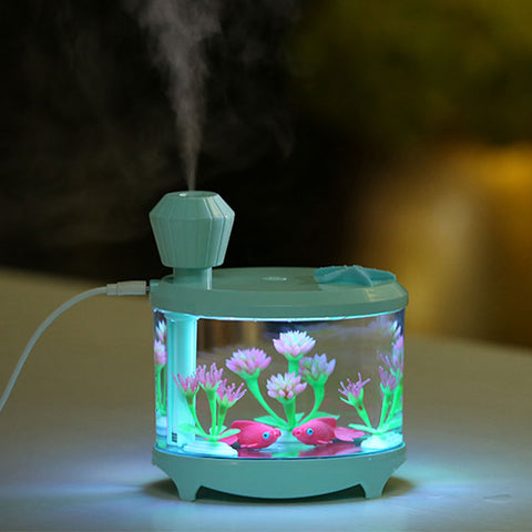 Aquarium Aroma Diffuser - Strawberry Notebook