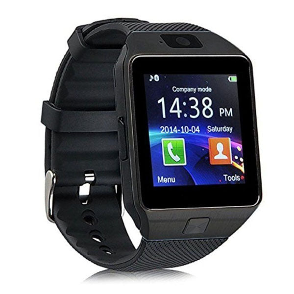PTron Tronite Bluetooth Sports Smartwatch Phone Support with Camera For Mobile Smartphones
