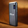 PTron 10000mAh Flare Power Bank With 2 USB Port LED Lights And Digital Display For All Smartphones