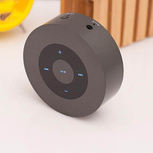 PTron Sonor Bluetooth Speaker New Fashionable Wireless Speaker For All Smartphones (Black)