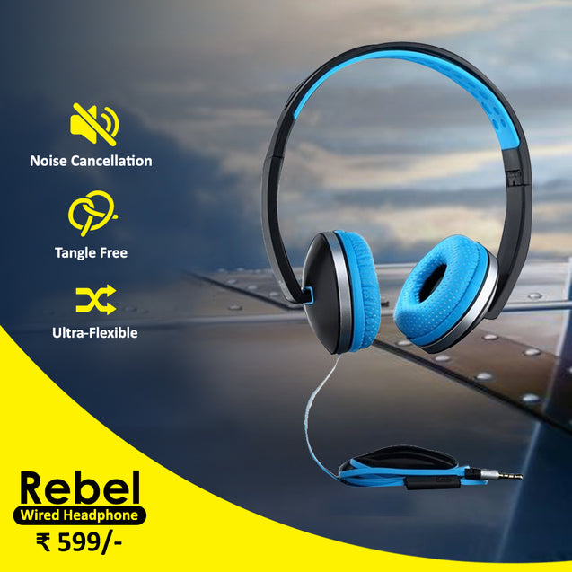 Best Combo Offer for Redmi 6A/6 PTron Rebel, Unison Stereo Wired Headphones With Mic & 2 In 1 Lightning Data Cable USB To Micro USB