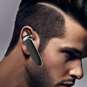 PTron Zen B1 Rainproof Mini CSR Chipset 4.1 Bluetooth Headset Hands Free Wireless Earphone (Black)