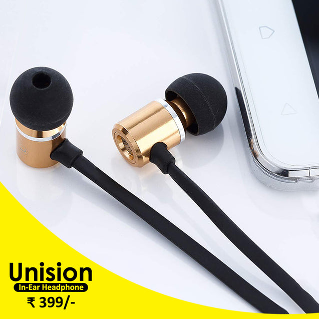 Best Combo Offer for Redmi 6A/6 PTron Rebel, Unison Earphones & 2 in 1 USB Charging Data Cable