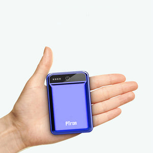 PTron Dynamo 10000mAh Power Bank For Smartphones (Blue)