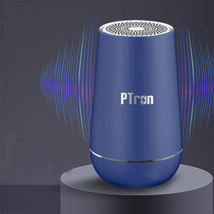 PTron Sonor Pro 4.2V Bluetooth Speaker 6W 360° Surround Sound Portable Wireless Speaker (Blue)