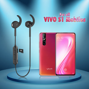 Buy PTron Avento Pro Bluetooth 5.0 Headphones With TF Slot For Vivo S1 ,Get Arrow Watch Free Gift