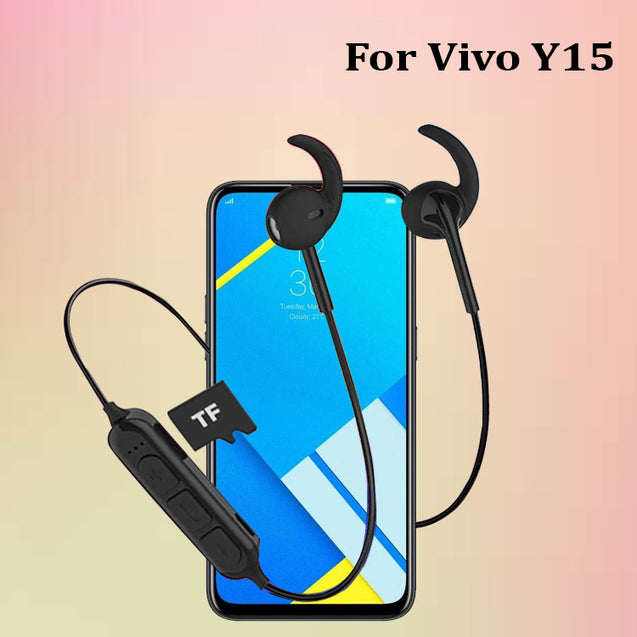 Buy PTron Avento Pro Bluetooth 5.0 Headphones With TF Slot For Vivo y15 , Get Arrow Watch Free Gift
