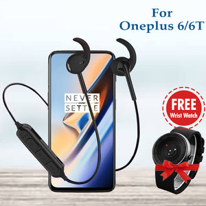 Buy PTron Avento Pro Bluetooth 5.0 Headphones with TF Slot For Oneplus 6/6T, Get Arrow Watch Free