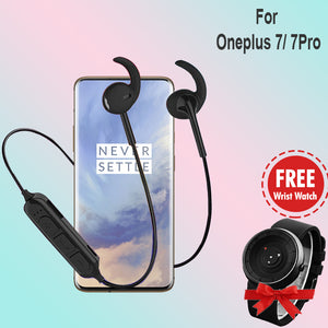 Buy PTron Avento Pro Bluetooth 5.0 Headphones with TF Slot For OnePlus 7/7pro, Get Arrow Watch Free