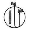 PTron InTunes Pro Magnetic Bluetooth Earphones With Mic For All Honor Smartphones (Grey/Black)