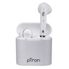 Refurbished - pTron Bassbuds Lite True Wireless Stereo Earbuds with 20Hrs Playtime - (White)