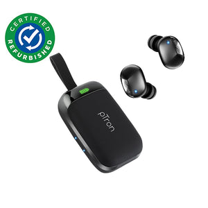 Refurbished - pTron Bassbuds Urban True Wireless Stereo Earphones with Deep Bass & Touch Control