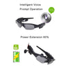 PTron Viki Bluetooth Headset Sunglasses For All SmartPhones (Black)