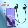Buy PTron Avento Pro Bluetooth 5.0 Headphones With TF Slot For Oppo A9 ,Get Arrow Watch Free Gift