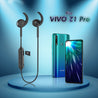 Buy PTron Avento Pro Bluetooth 5.0 Headphone with TF Slot for Vivo Z1 Pro, Get Arrow Watch Free Gift