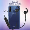 Buy PTron Avento Pro Bluetooth 5.0 Headset with TF Slot For Infinix Mobiles, Get Arrow Watch Free