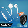 Buy PTron Avento Bluetooth Headphones In-Ear Wireless Earphones ,Get Dazon Arrow Wrist watch Free