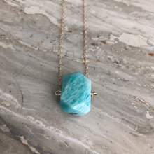 Load image into Gallery viewer, Amazonite Choker