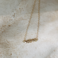 Load image into Gallery viewer, Champagne Crystal Necklace