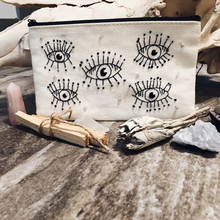 Load image into Gallery viewer, Evil Eye Travel bag