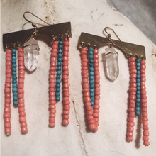 Load image into Gallery viewer, Goddess Isis Earrings