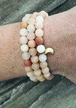 Load image into Gallery viewer, Rose Aventurine Bracelet
