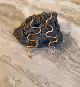 Serpent Earring