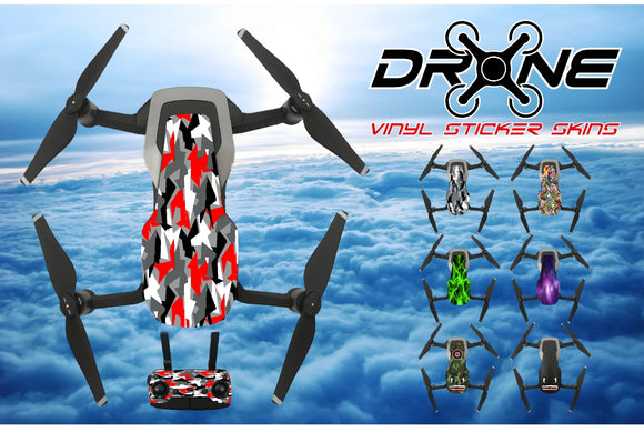 Drone Stickers