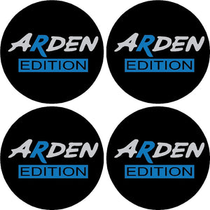 arden edition wheel centres domed