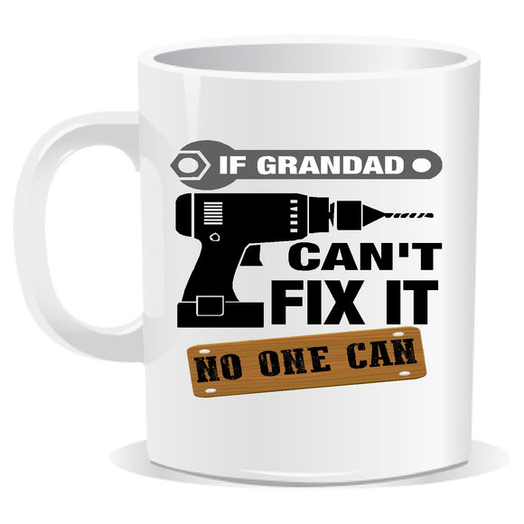 if grandad can't fix it nobody can mug