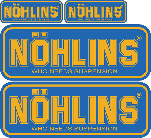 NOHLINS  Sticker Set