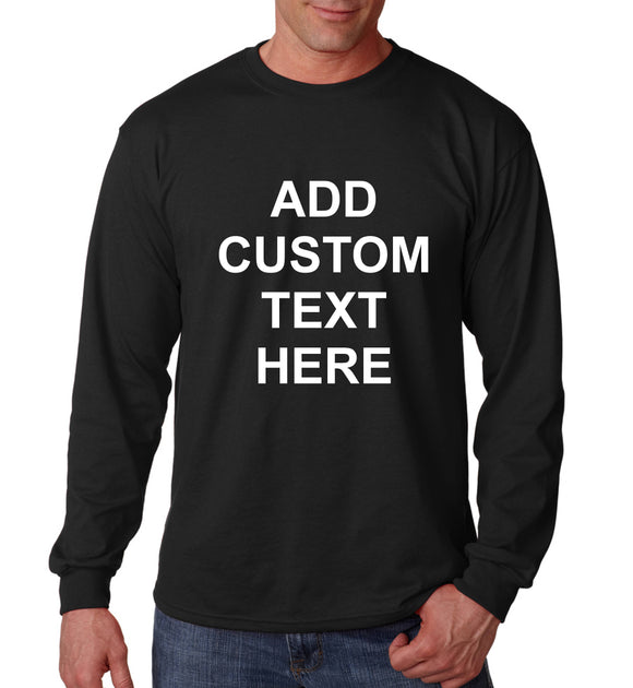 Add Custom Text  To clothing
