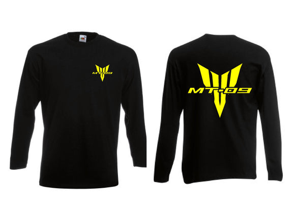 Yamaha MT09 Long Sleeve T Shirt