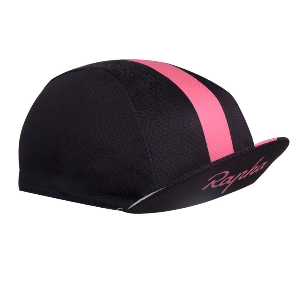 8af5056c5b3f Rapha Cycling Cap - Black Pink – Cycling Kit AU