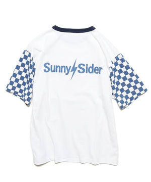 20SCS-SS-CHECKER TEE