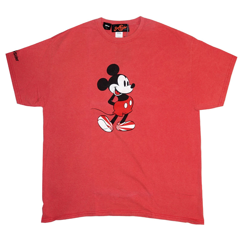 19HS-SCS-MIC-01 RED / Tシャツ
