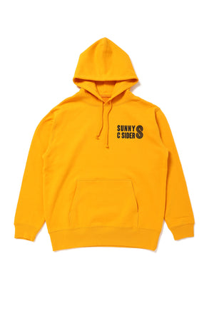 21SCS-WS-S3 Hooded Sweat / YEL