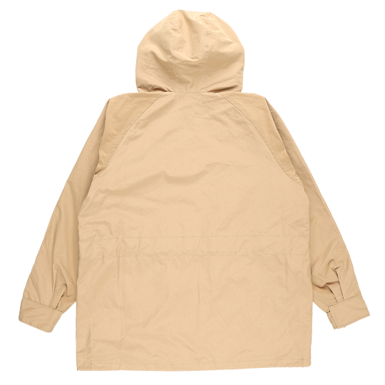 60/40 MOUNTAIN PARKA SHORT / TAN