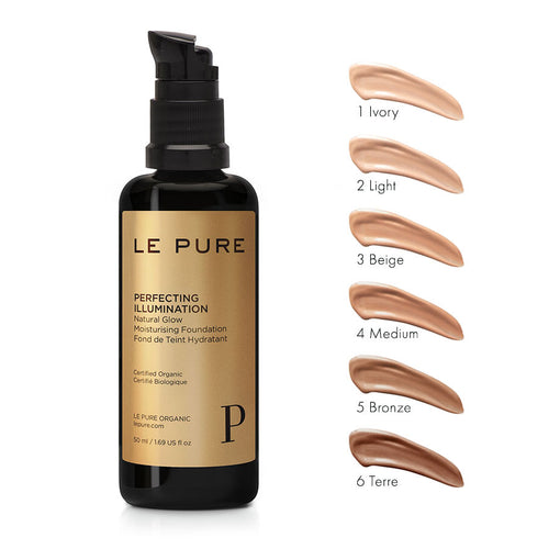 Perfecting Illumination - Serum Foundation