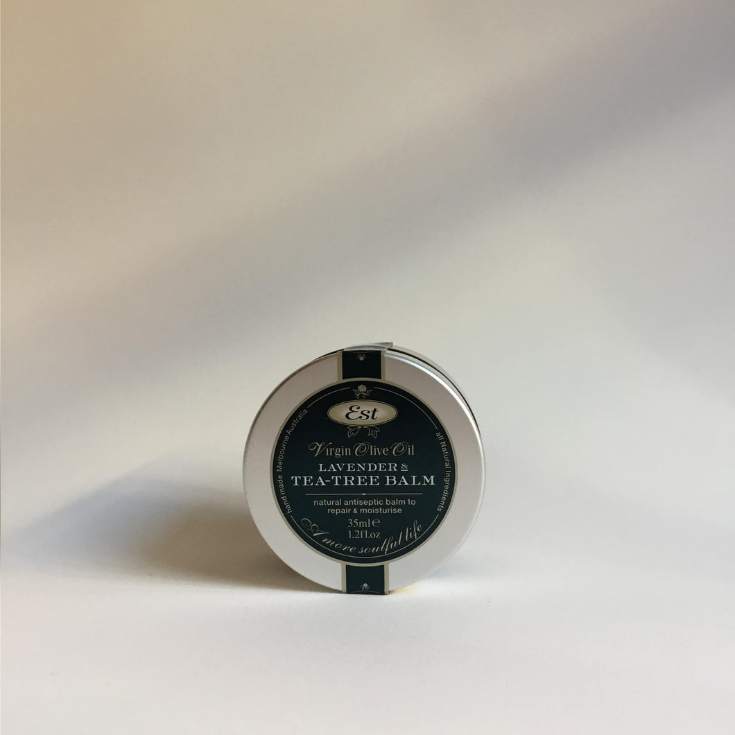 Lavender and Tea-tree Balm