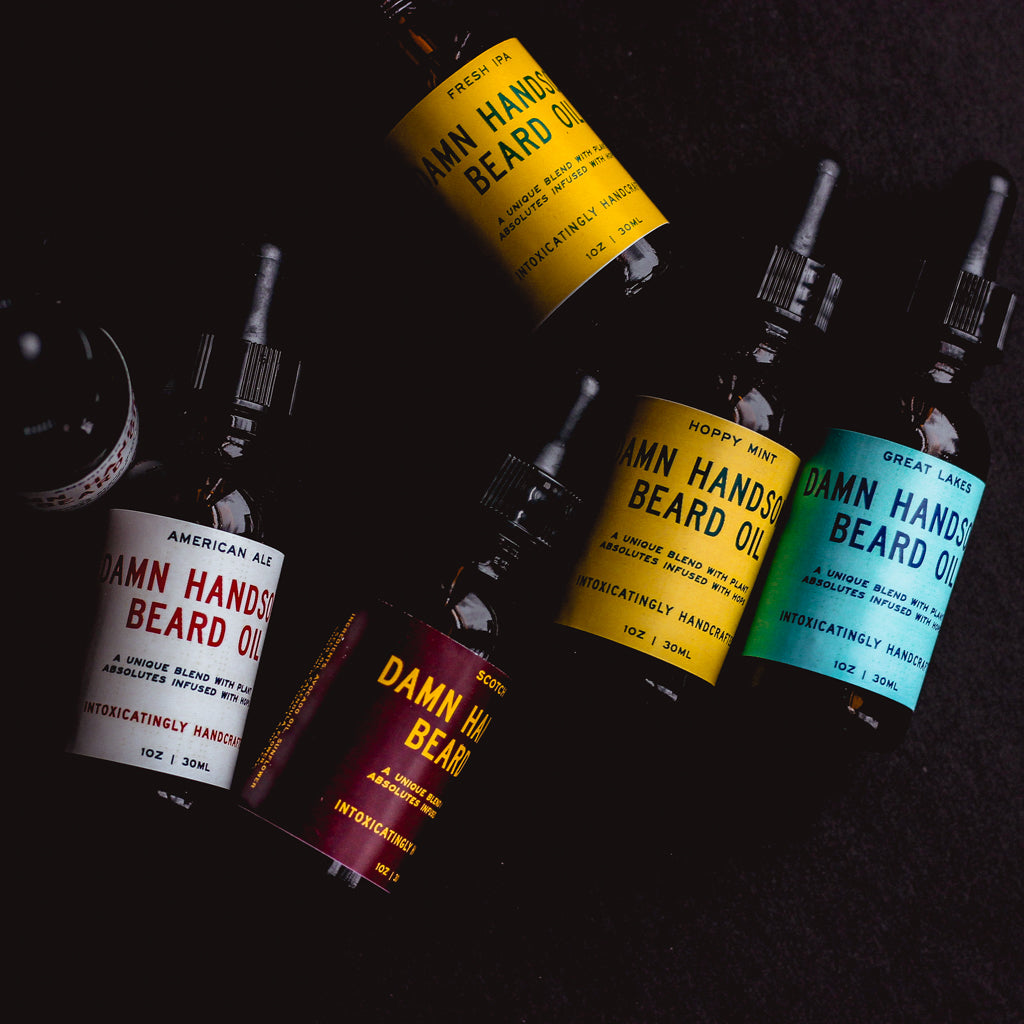 Beard Oil Great Lakes Blend