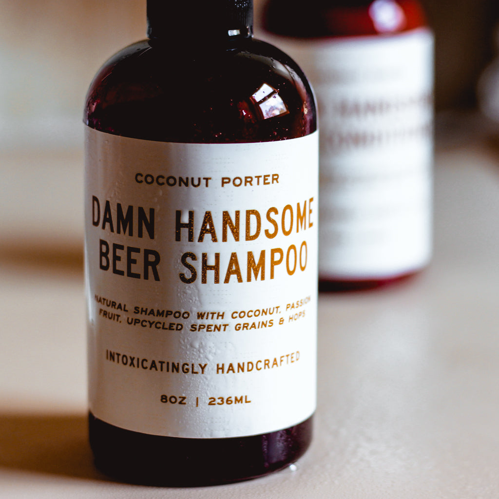 Beer Shampoo and Conditioner