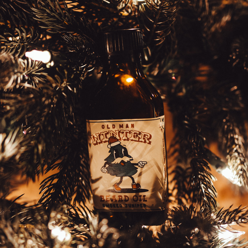 Holiday Beard Oil