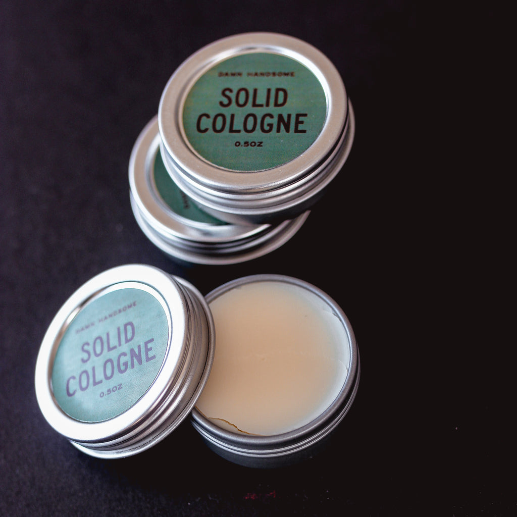 Juniper IPA Solid Cologne